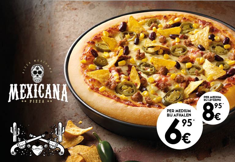 Image Result For Pizza Hut Aan Huis